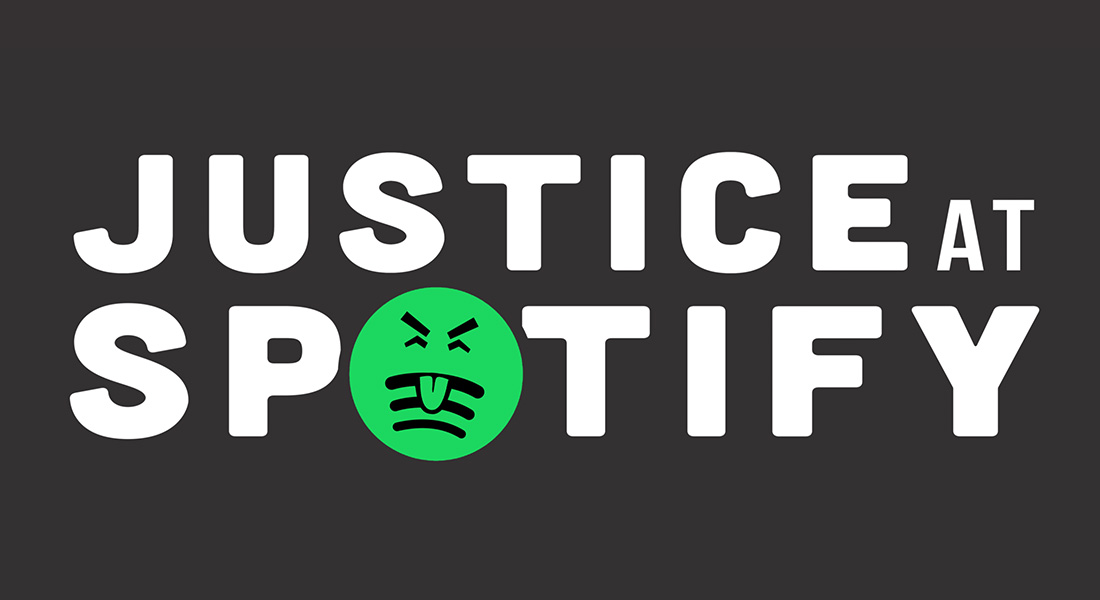 Spotify Justice at Spotify