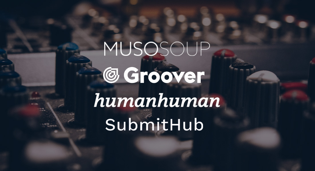 MusoSoup Groover HumanHuman SubmitHub