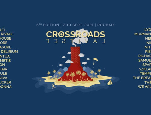 Crossroads Festival : the 6th edition of the European pop music festival will be full of live shows & professional meetings !