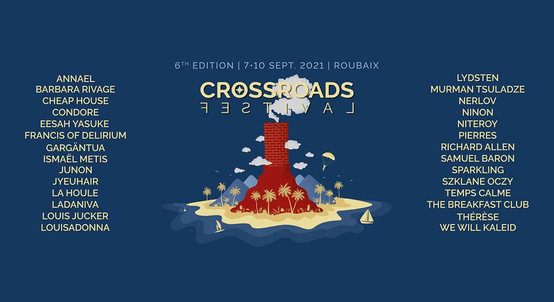 Crossroads Festival 6ème édition Roubaix