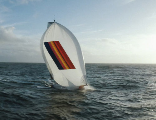 Solitaire(s) : a documentary that tells the experience that Achille Nebout, pro skipper, and French79, electronic music producer, have lived by the sea