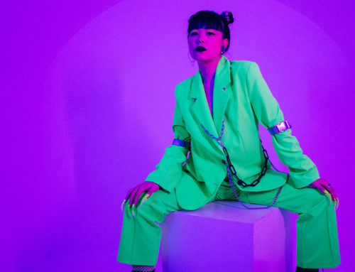 Meeting artists at the Crossroads : we've talked with Thérèse, the French pop sensation that keeps proving everybody wrong !